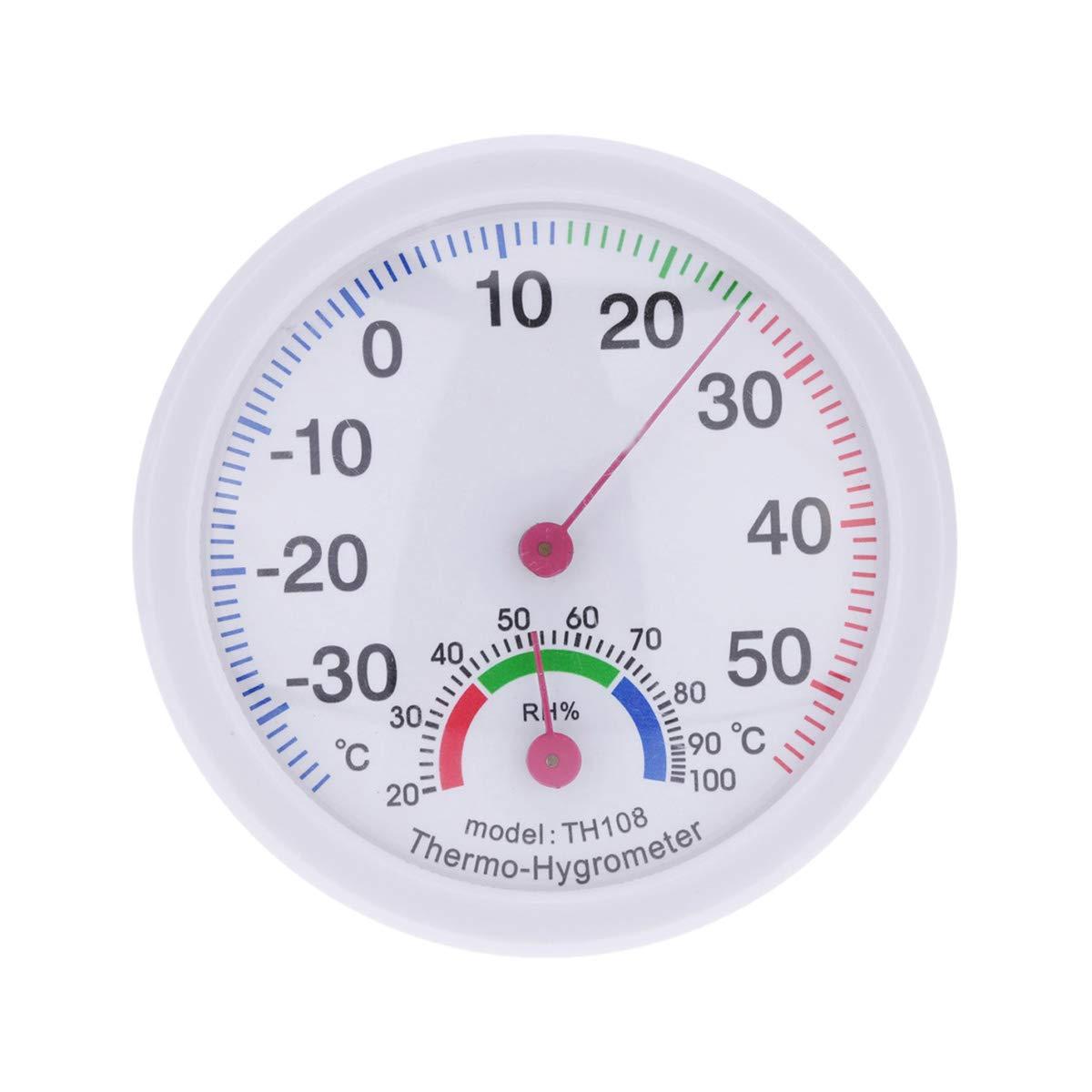 censhaorme Ext/érieur Int/érieur num/érique sans Fil Thermom/ètre Thermo-hygrom/ètre Affichage temp/érature Humidometer capteur Emitter /à Distance