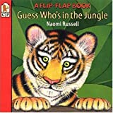 Guess Who's in the Jungle, Naomi Russell, 0763607592
