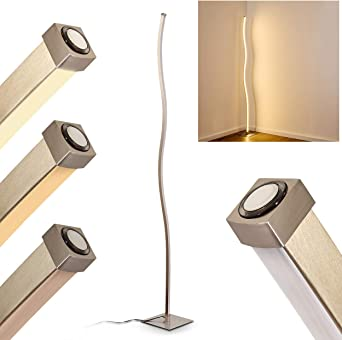 DEL 23 W salon de plafond de lecture Lampe Touch Variateur Stand Debout Lampe