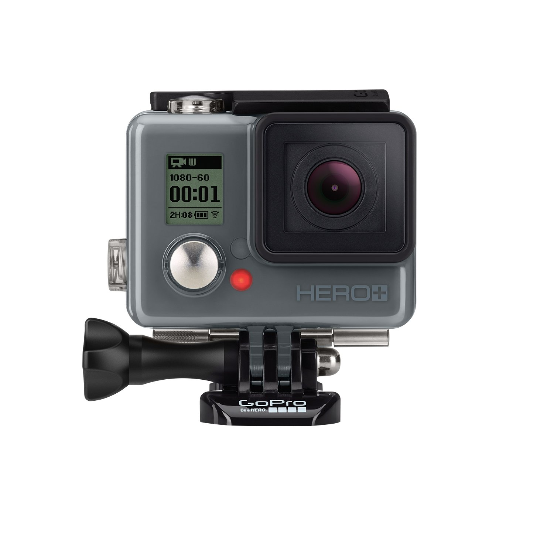 GoPro Camera HERO+ LCD HD Video Recording Camera by GoPro