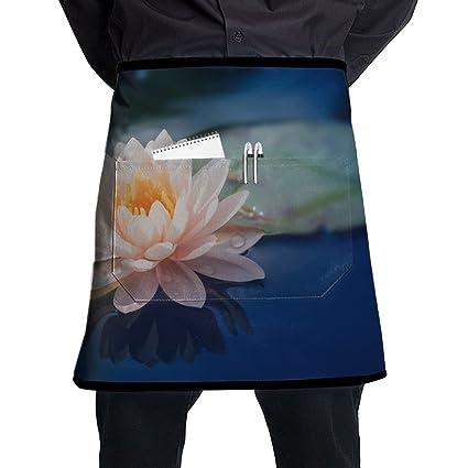 Amazoncom Lotus Flower In Pond Restaurant Cooking Kitchen Half
