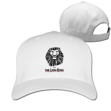 0b27709f2af Image Unavailable. Image not available for. Color  The Lion King Baseball  Hats Alumni Snapback ...