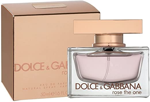 perfume dolce gabbana rose the one preço