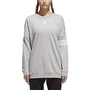 721a4062 adidas Womens Crew Sweatshirt Medgreydp5670 M: Amazon.co.uk: Sports ...