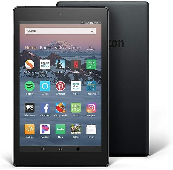 """Fire HD 8 Tablet (8"""" HD Display, 16 GB)"""