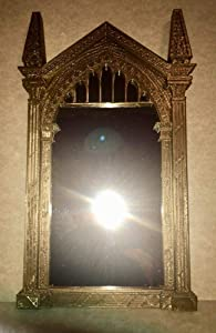 Locker Mirror Decor For Harry Potter Fans Inspired By Mirror Of Erised CG4T40WI48P Magnetic