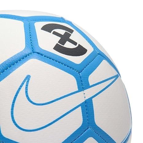 Nike Strike X Fútbol, White/Photo Blue/White, 5: Amazon.es ...