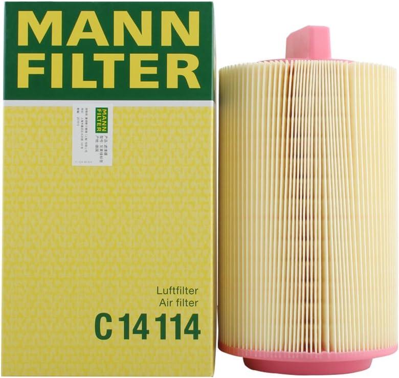 Mann Luftfilter C14114 Mercedes W203 W204 C209 W211 W212 R171 Sprinter
