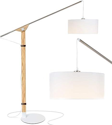 Amazon.com: brightech – eithan – Lámpara LED: Home Improvement