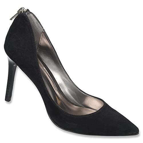 7a3a32505bcd4b Image Unavailable. Image not available for. Color  Carlos by Carlos Santana  Women s Daring Dress Pump (11) Black