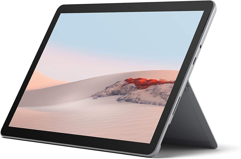 マイクロソフト Surface Go 2 [サーフェス ゴー 2] Office Home and Business 2019 / 10.5 インチ PixelSense ディスプレイ /インテル Pentium Gold 4425Y/8GB/128GB プラチナ STQ-00012