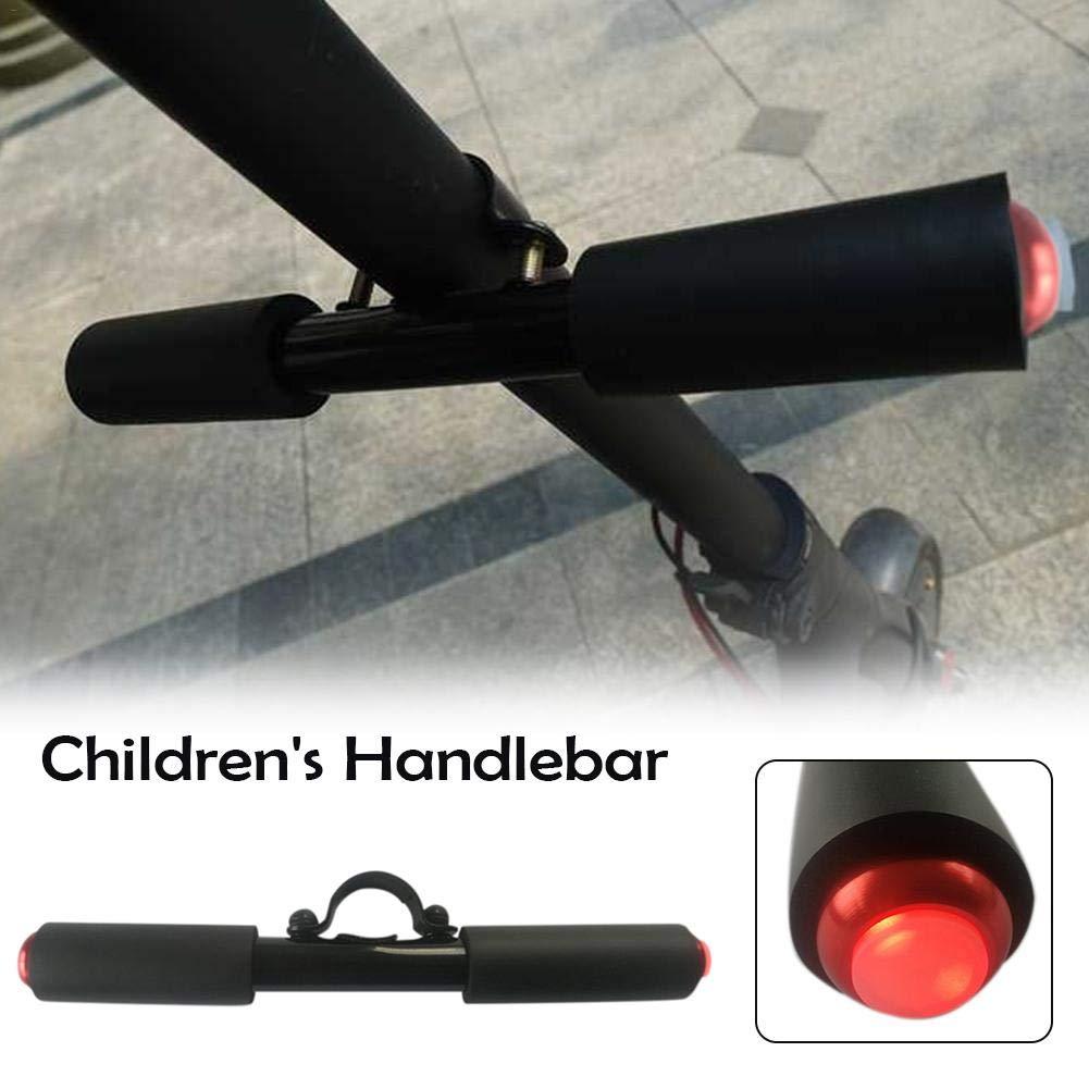 l/ámpara de Flash LED multifunci/ón para el Manillar para ni/ños Accesorios para Scooter el/éctrico Jinclonder