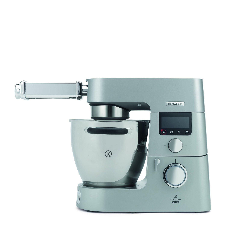 Kenwood KAX980ME Batidora y accesorio para mezclar alimentos Aluminio, Cromo, Acero Inoxidable, Plata: Amazon.es: Hogar