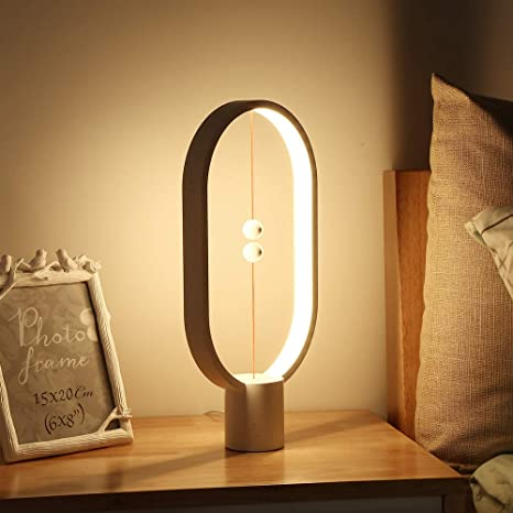 Osportfun Heng Balance Lamp Led Night Lamp Usb Powered Home Decor Bedroom Office Novelty Night Light Creative Gift For Kids