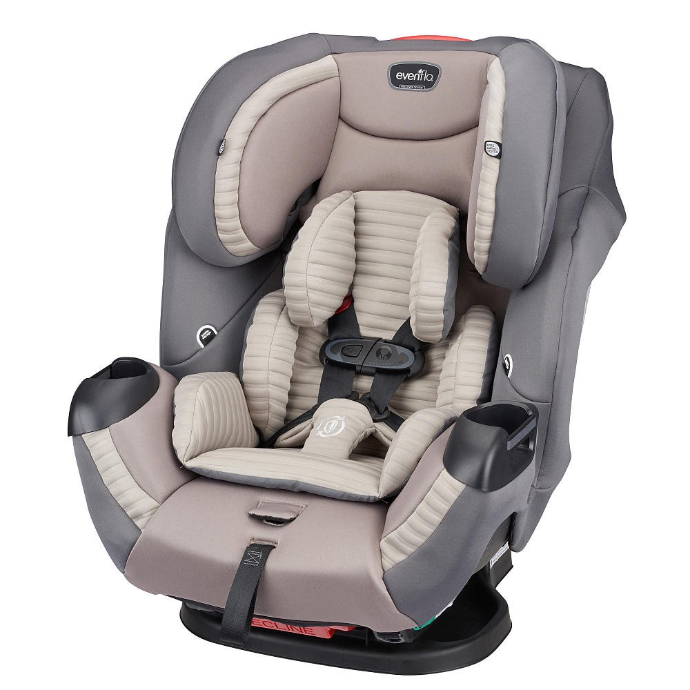 Evenflo Platinum Symphony LX All-In-One Car Seat - Sahara