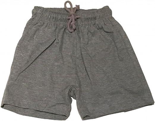 The Uniform Company Pantalón Corto Ligero de Deporte. Bermudas para niños y niñas de algodón: Amazon.es: Ropa y accesorios