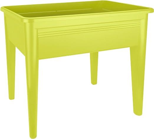 Elho Green Basics Grow Table XXL Mesa de Cultivo, Verde Lima, 39.5 ...