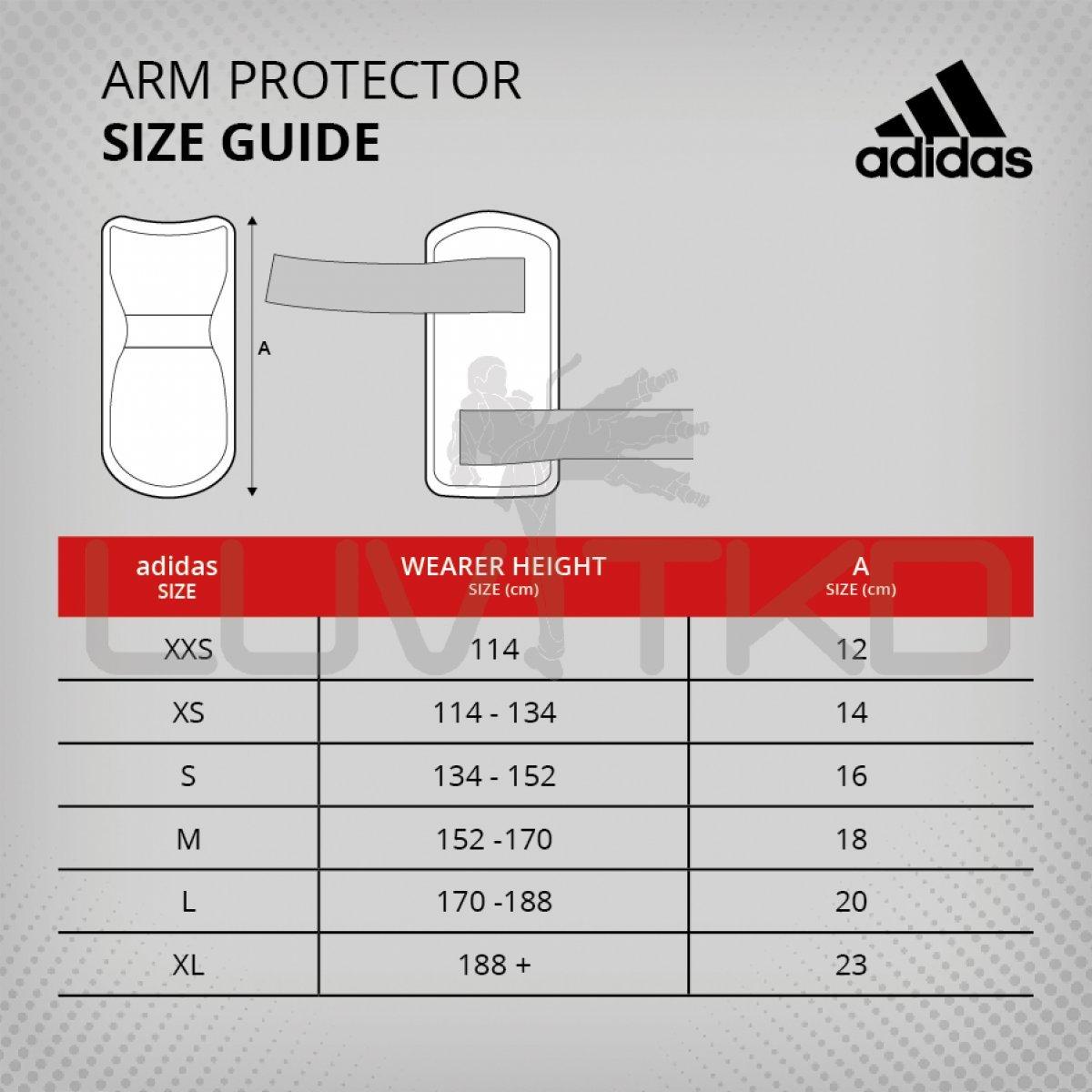 Adidas clothing size chart cm anlis