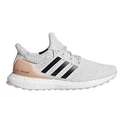 finest selection 90f02 899db Amazon.com   adidas Ultraboost 4.0 Shoe - Women s Running 9.5 Cloud White  Carbon White   Running