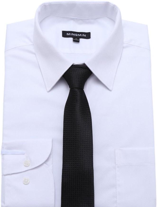 Neckchiefs Corbata Negra Corbata Negra de Seda sólida y ...