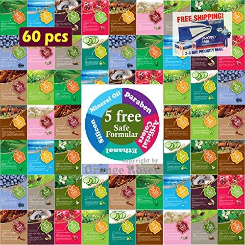 entel-60-pcs-combo-pack-premium-korean-essence-facial-mask-sheet-12-types-x-5-pcs-five-chemical-free