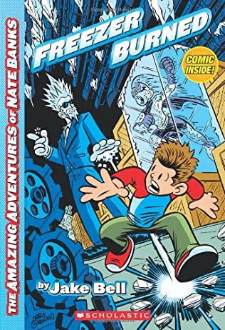 book cover of Freezer Burned