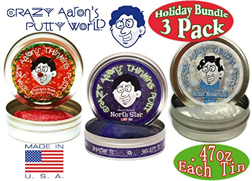 [Crazy Aaron's Thinking Putty Mini Tins