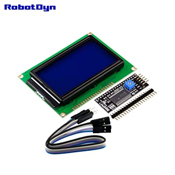 Robotdyn - I2C Graphic Lcd 128X64 Display With Interface