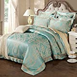 WaaiSo Simple Pure Cotton Soft Comfortable Bedding Collections Bedding Sets Four set ,1.5m?suitable 5 inches bed? Four set for chlidren, student, bedroom,&f3524