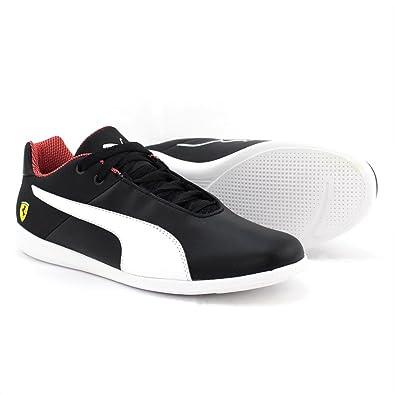 b859f5858da8 Puma SF Future Cat Casual 305967 02 Herren Ferrari Sneaker  Amazon ...