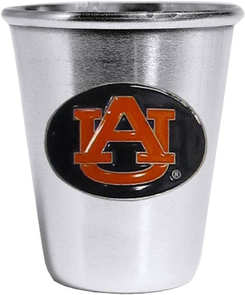 Siskiyou NCAA Steel Shot Glass