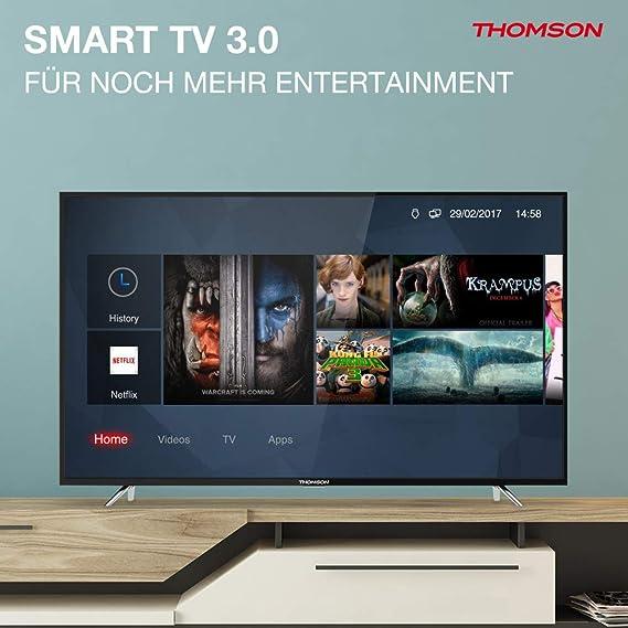 Televisor Thomson UC6326: Amazon.es: Electrónica