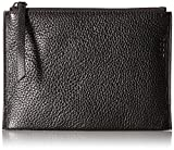 ECCO Sculptured Small Clutch, Black