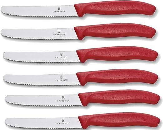 Compra Victorinox Classic Juego de 6 cuchillos para tomates ...