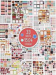 Gorgeous Planner Stickers - 1500+ Stunni...