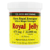 Ys Bee Farms, Royal Jelly Ultra/mega 22000mg, 11.5 Ounce
