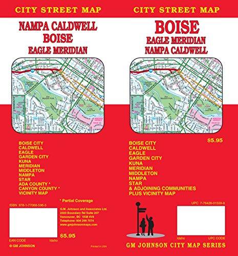 Boise / Caldwell / Nampa / Meridian, Idaho Street - Boise Outlets