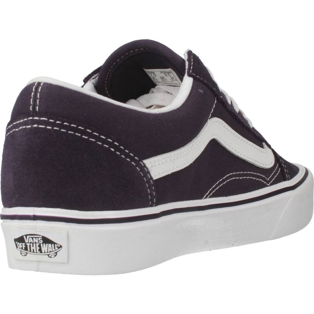 29e39280f20c2e Vans Old Skool Lite - Nightshade - Suede Canvas  Amazon.co.uk  Shoes   Bags