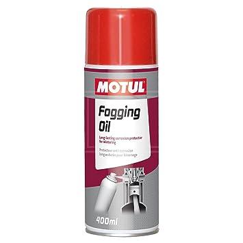 MOTUL 106558/74 1 x 400 ml Aceite Spray Fog Planteó Oil ...