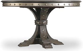 Amazon.com - Hooker Furniture Vintage West Extendable Round ...