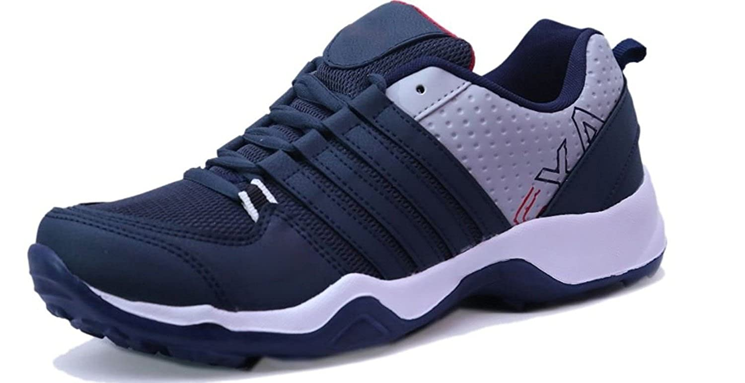 26c55ac8ae9e52 ETHICS Perfect Ultra Lite Sport Shoes for Men  Buy Online at Low Prices in  India - Amazon.in