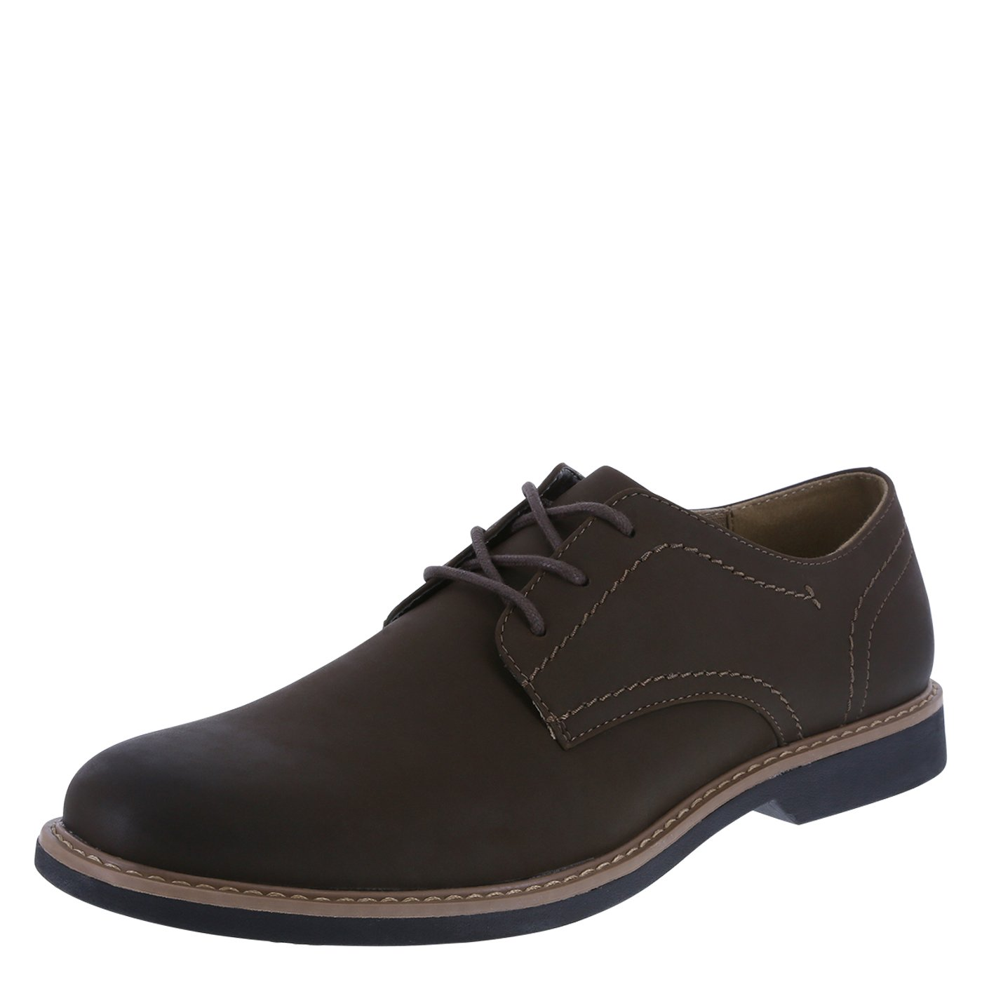 Dexter Men's Brown Men's Burt Plain-Toe Oxford 9.5 Regular by Dexter