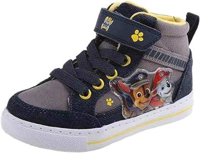 Marshall Boys Hi Top Sneaker Shoes