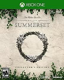 The Elder Scrolls Online: Summerset - Xbox One Collector's Edition