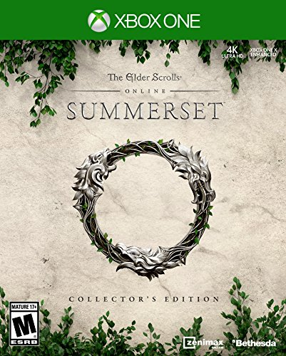 The Elder Scrolls Online: Summerset - Xbox One Collector's Edition - Exclusive Collector Case