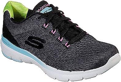 Skechers. Chaussures de Sport Femme Baskets Mode Sport et Fitness