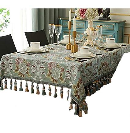 tovaglia Tessuto Europea tavolino/per Soggiorno Rettangolare Pranzo ...