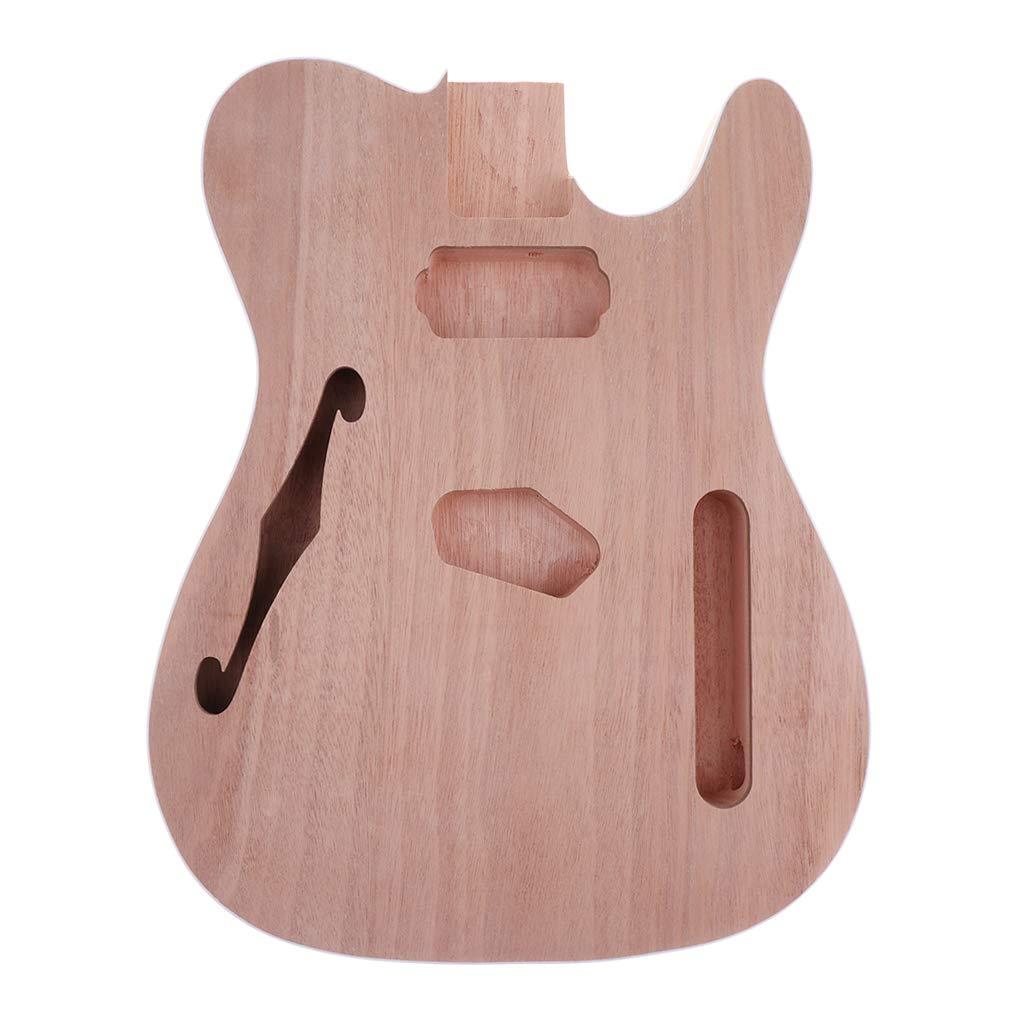 B Blesiya 1 Pieza Cuerpo de Guitarra Eléctrica de Bricolaje Accesorio de Regalo para Niños: Amazon.es: Instrumentos musicales