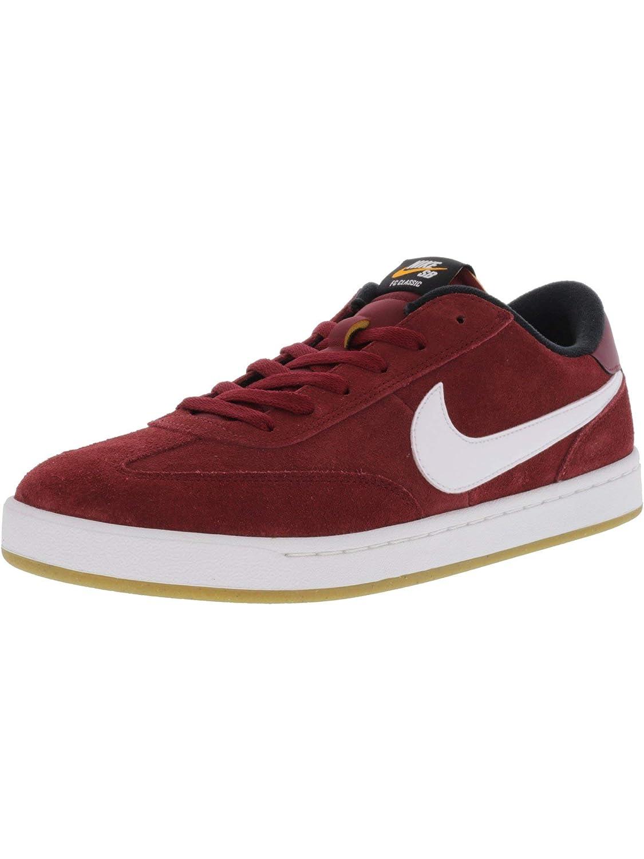 best sneakers d717f 166bc Nike SB SC Classic Team RedWhite-Black Amazon.co.uk Shoes  B