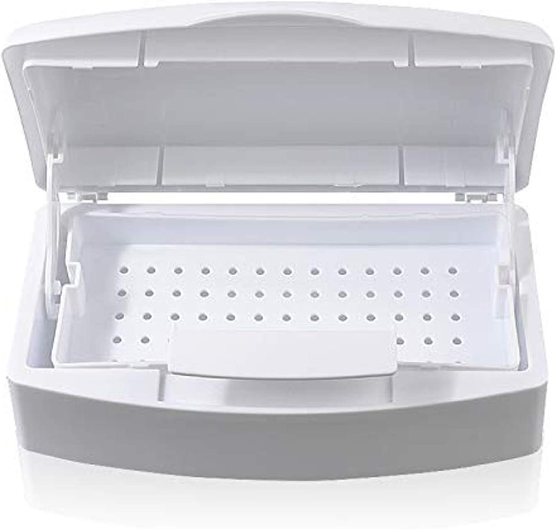 Esterilizador Germicida Inmersión Para Esterilización Bacterias Frías Para Instrumentos Onicotecnica Médicos Uñas Manicura Pedicura: Amazon.es: Hogar